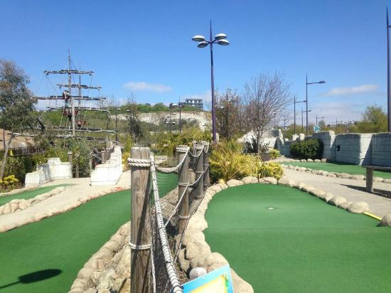 ‪Pirate Cove Adventure Golf Park‬
