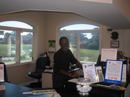 Gulf Hills Golf Club: Bennie Pro Shop