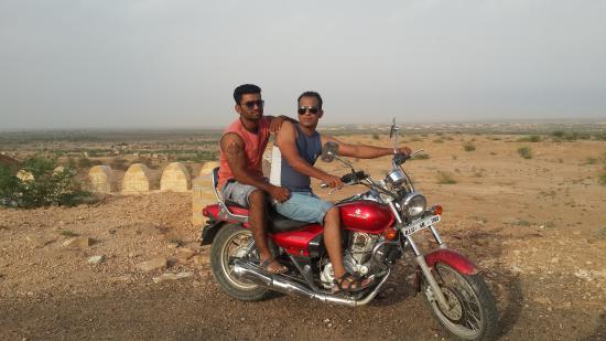bike riders jaisalmer picture of bike riders jaisalmer jaisalmer