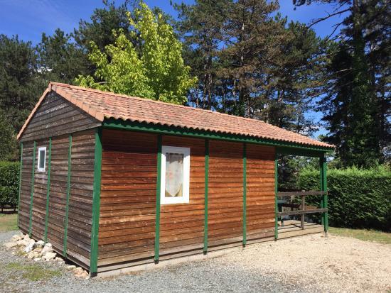 Camping du Lac de Nabeillou : Chalet