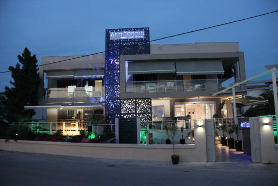 Akti Toroni Boutique Hotel