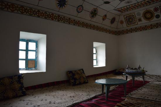 Tabant, Marokko: La belle salle de reception