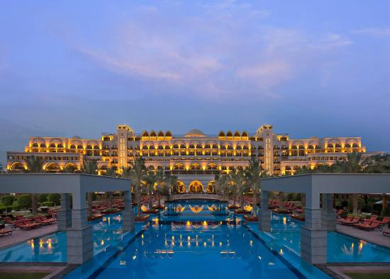 Jumeirah zabeel saray dubai united arab emirates for Tripadvisor dubai hotels