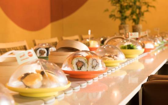 Negishi Sushi Bar - Archhöfe