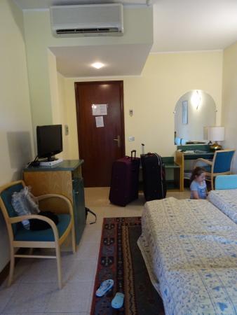 Hotel du Parc: Family room