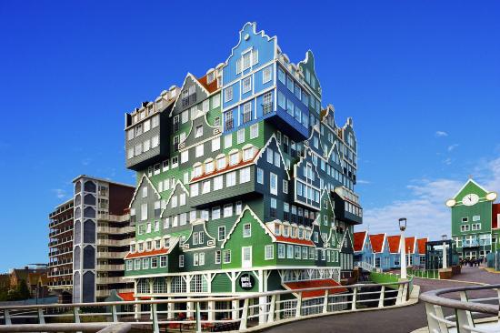 Inntel hotels amsterdam zaandam the netherlands hotel for Top unique hotels