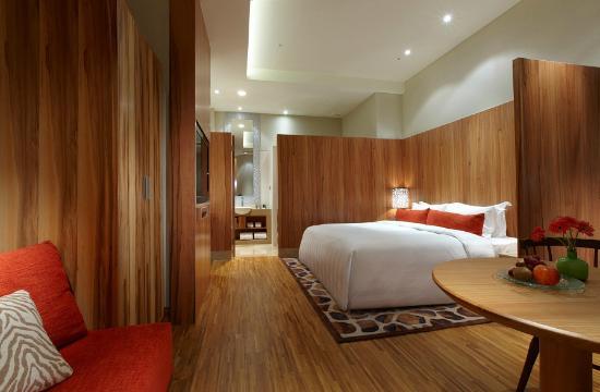 City Suites Taipei Nandong : 精緻客房
