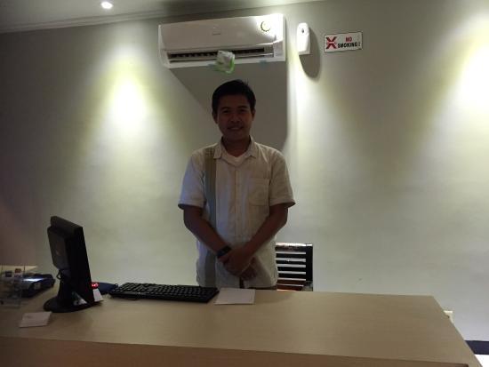 Yani Hotel : Great staff here