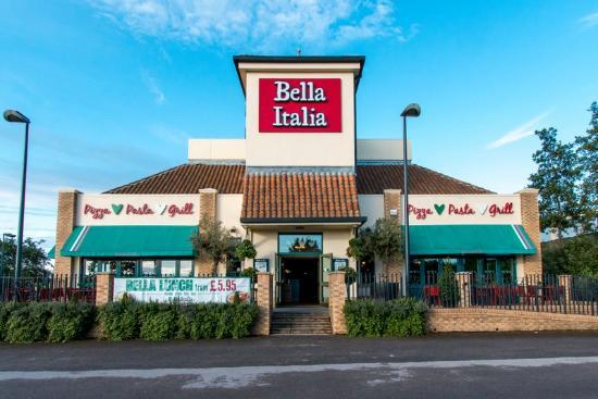 8 picture of bella italia leeds centre 27 birstall. Black Bedroom Furniture Sets. Home Design Ideas