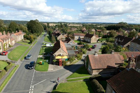 Terrington village