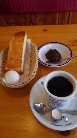 Komeda Coffee, Karasuma 5-jo