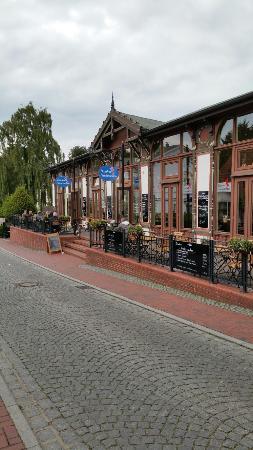Domkes Fischpavillon Heringsdorf