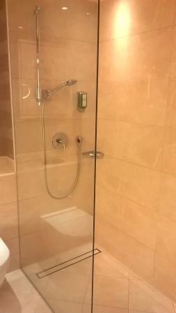 Stromberg, ألمانيا: Shower