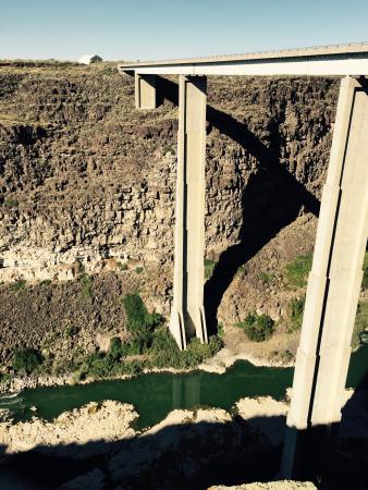 Hansen Bridge at Snake River