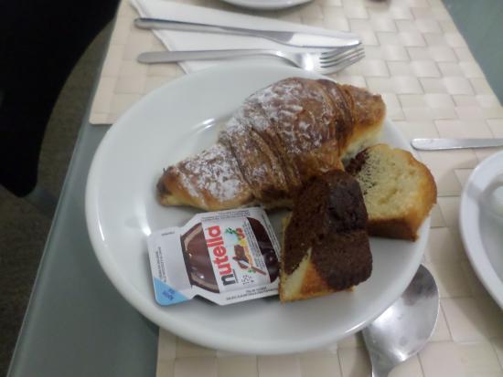 Romantic Vatican Rome B&B: colazione
