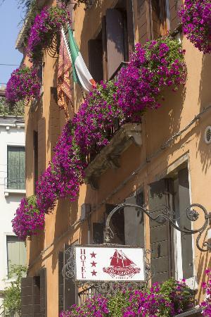 Hotel Agli Alboretti: Vista Esterna