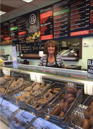 The Bagel Baker : Maria (George's Mother)