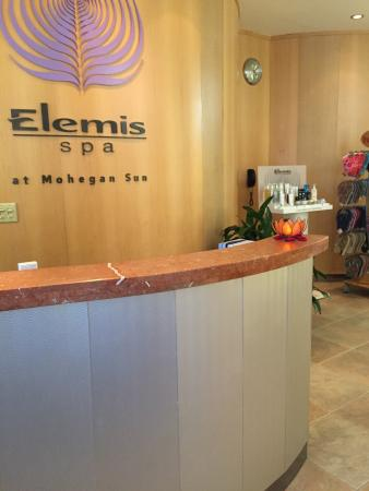 Elemis Spa Mohegan Sun Reviews
