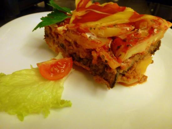 Bistro Piknik: lasagna