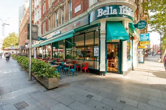 Bella Italia Irving Street