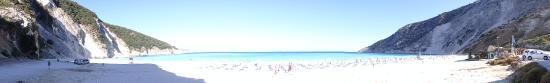 Τραπεζάκι, Ελλάδα: myrtos ...spiaggia stupenda