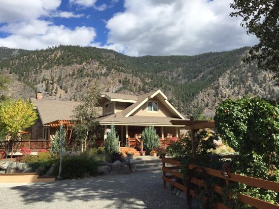 Thompson Falls, มอนแทนา: Rocky Point Ranch, Welcome!