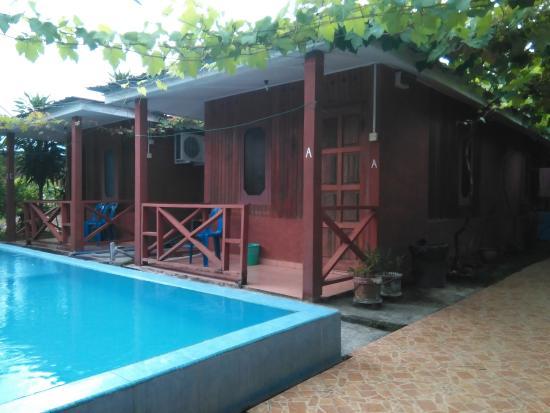 Pangkor Inn Chalet: chalet external
