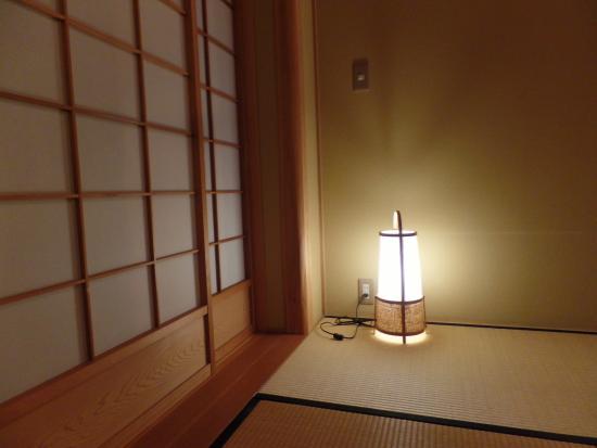Kyomachiya Ryokan Sakura Honganji: Lámpara