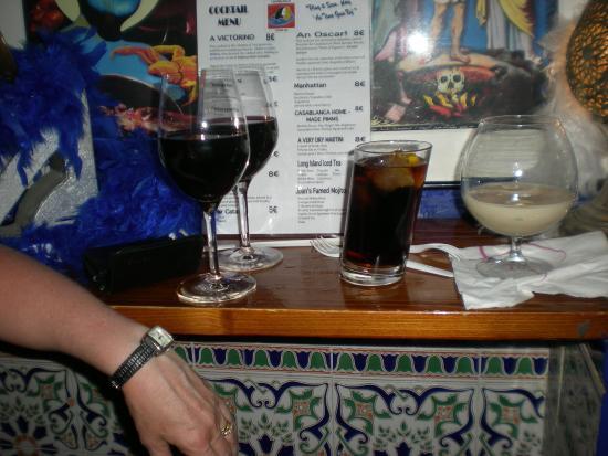 Casablanca bar - Picture of Casablanca Cocktail Bar & Art Lounge ...