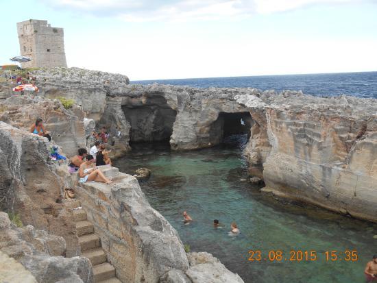 Piscine naturali picture of piscina naturale di marina - Piscina naturale puglia ...