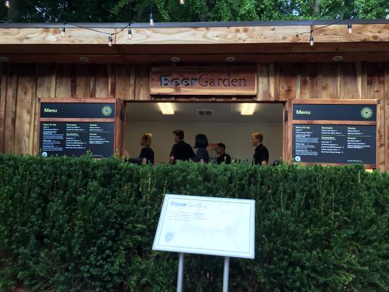 Beer Garden Picture Of Longwood Gardens Kennett Square Tripadvisor