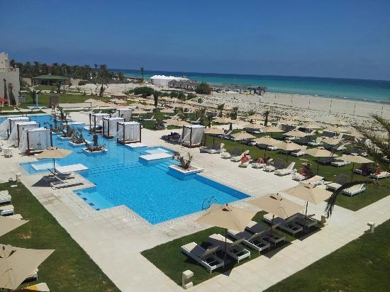Hotel Sensimar Palm Beach Palace Djerba