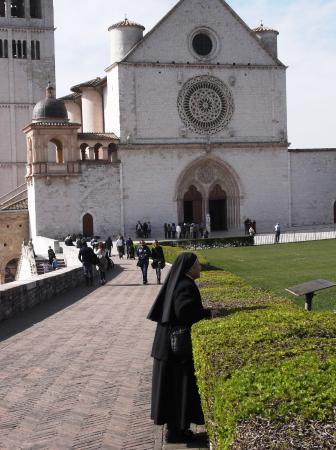 город - Foto di Hotel Lieto Soggiorno, Assisi - TripAdvisor