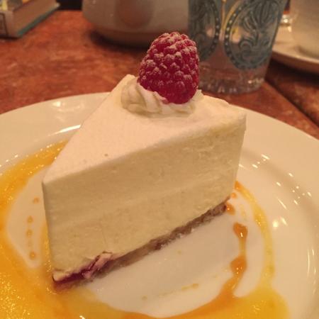 Murusodapure: レアチーズケーキ