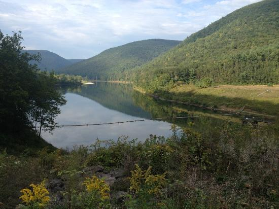 Waterville, PA: 2 mins from the campsite