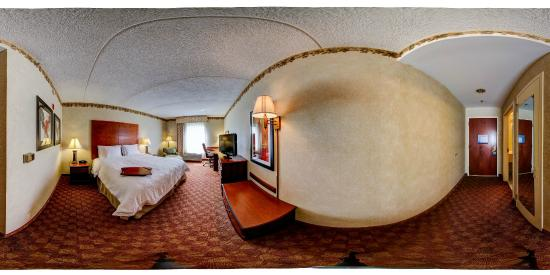 Hampton Inn and Suites Leesburg: 360 View King Bed Guest Room