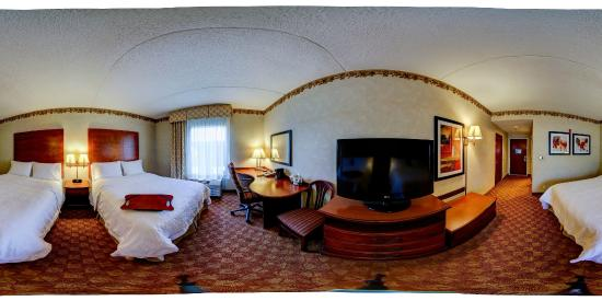Hampton Inn and Suites Leesburg: 360 View Queen Guest Room