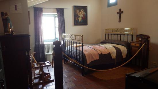 Museo Etnologico la Posada: Спальня