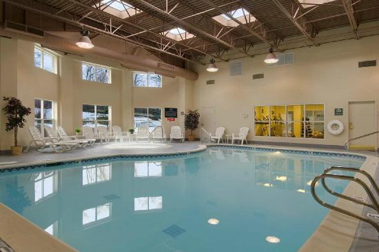 Indoor pool picture of homewood suites by hilton salt lake city midvale sandy midvale Indoor swimming pools in sandy utah
