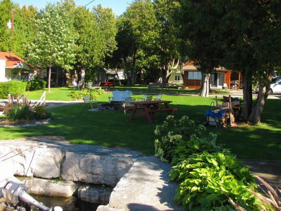 Norrland Resort : Norrland grounds
