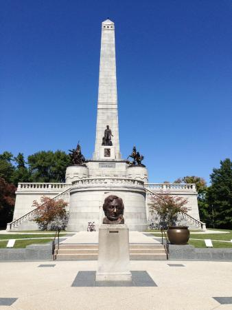 Lincoln Tomb Exterior Picture Of Lincoln Tomb Amp War