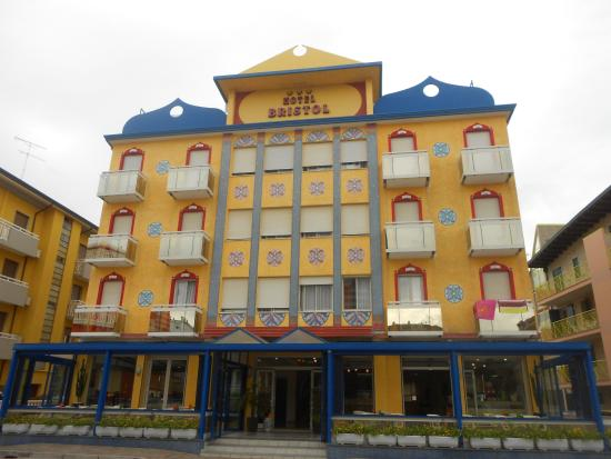 Hotel Bristol: Hotel