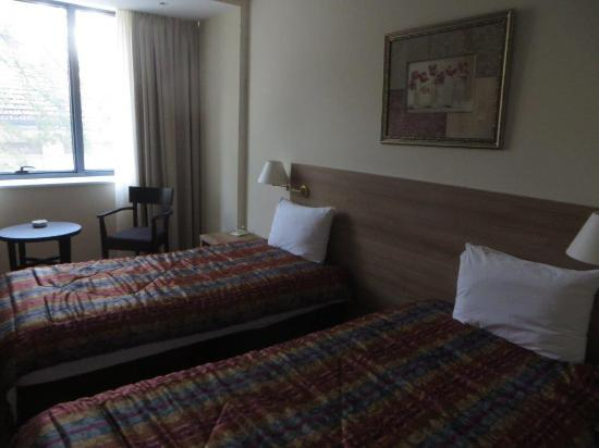 Grand Hotel Nis : Comfortable beds