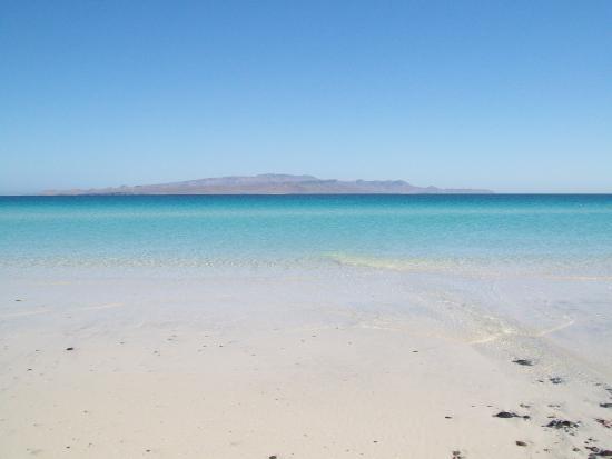 Playa El Tecolote (Tecolote Beach): Islands