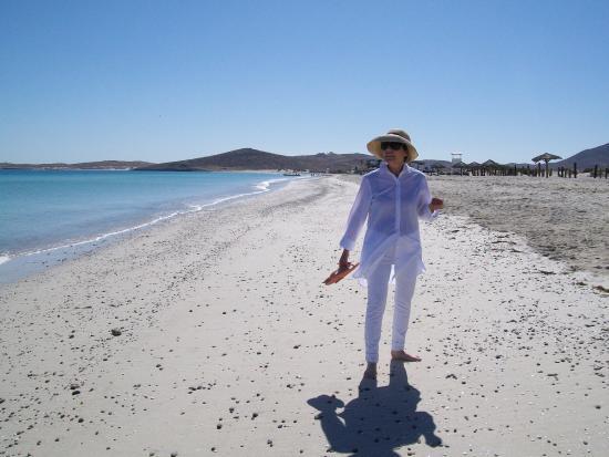 Playa El Tecolote (Tecolote Beach): Great beach