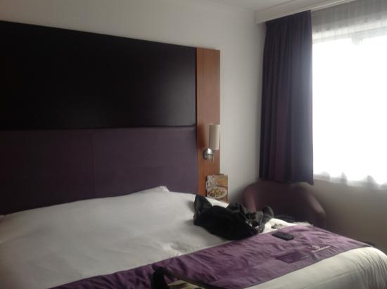 Premier Inn Newcastle Central Hotel Newcastle Upon Tyne