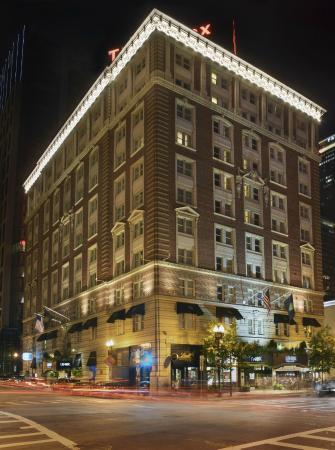 Photo of The Lenox Hotel Boston
