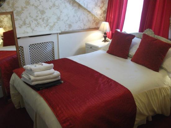 Brema Hotel: Double Ensuite