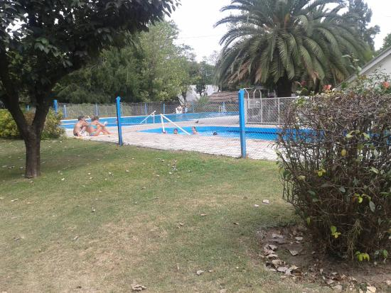 Paso del Rey, Argentyna: Pileta