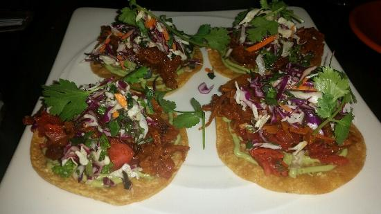 The Tasteful Kitchen : Korean BBQ Tostadas